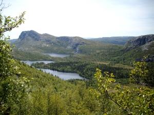 Norwegen2009 06-23 Rjukan-Gausta (13)