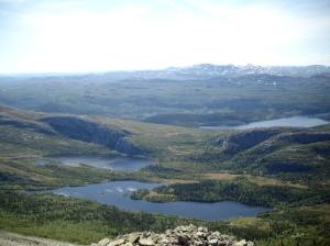 Norwegen2009 06-23 Rjukan-Gausta (29)