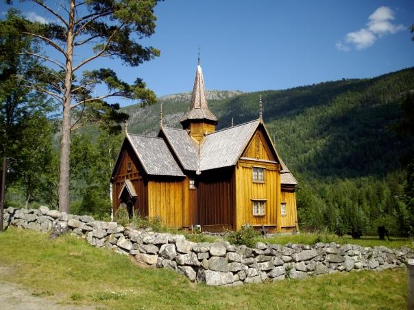 Norwegen2009 06-26 Flesberg-Al (25)