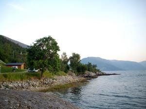 Norwegen2009 07-02 Tveit-Kongsli
