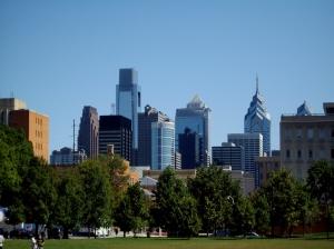 Phildalphia Skyline