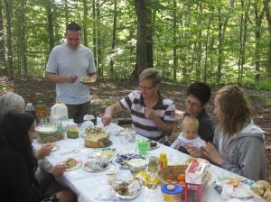 Lab picnic