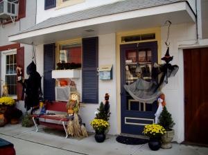 Halloween in Lambertville 2