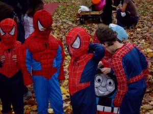 who is the real spiderman