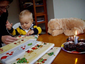 Jakob hat Geburtstag