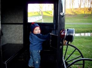 Jakob bei den Amischen